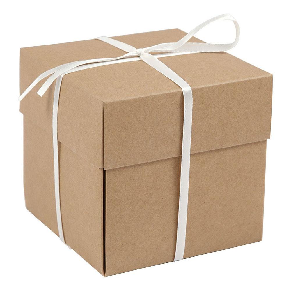 Explosion Box Minnesask - Beige