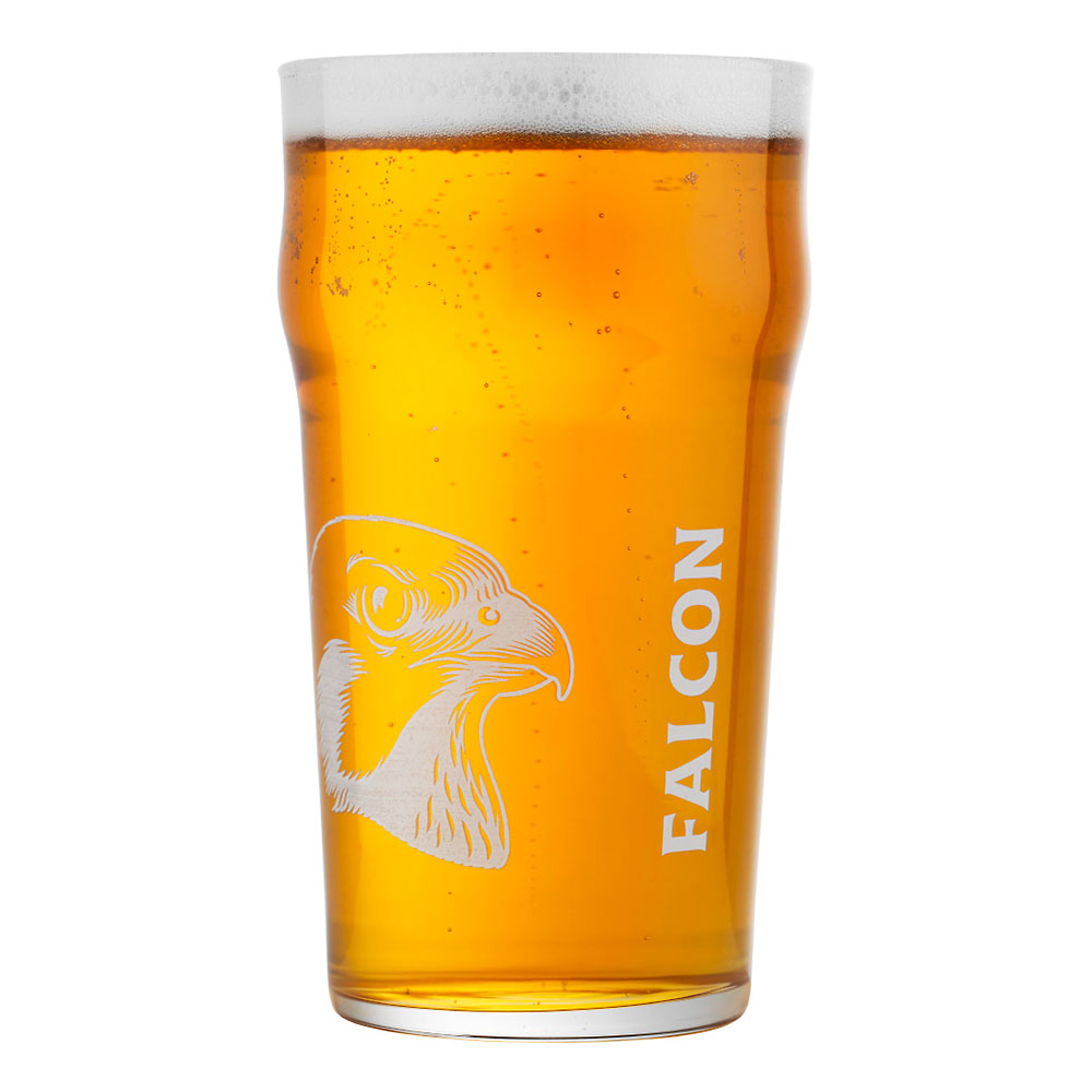 Falcon Glas Pub - 6-pack 50 cl