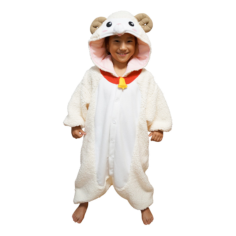 Får Barn Kigurumi - Medium