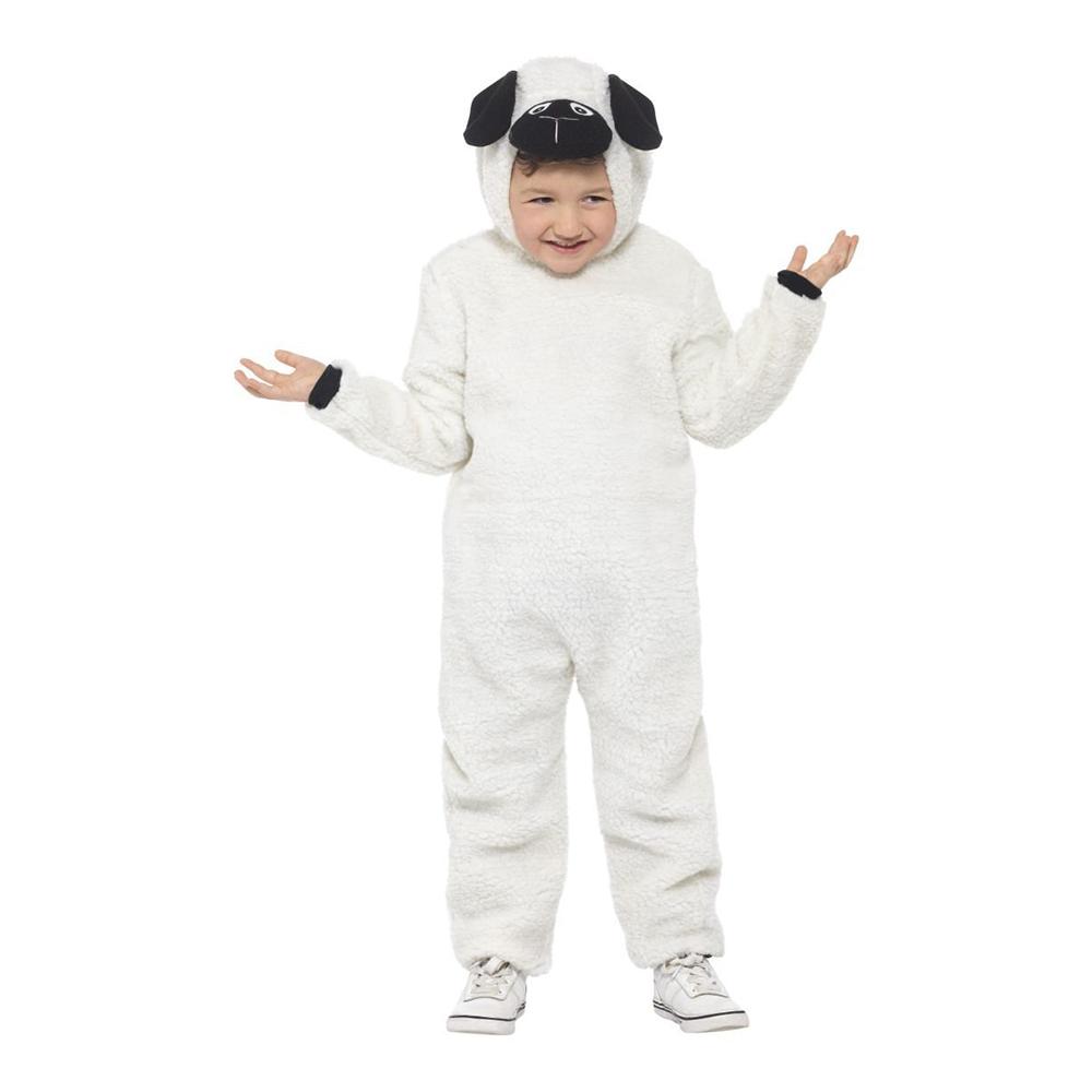 Maskeraddräkter - Får Barn Maskeraddräkt - Small