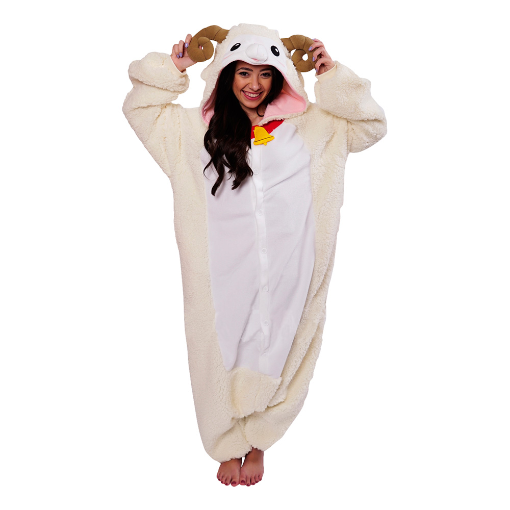 Får Kigurumi - Medium