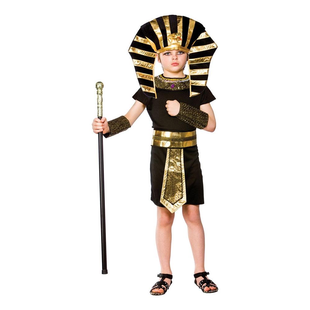 Farao Barn Budget Maskeraddräkt - Large