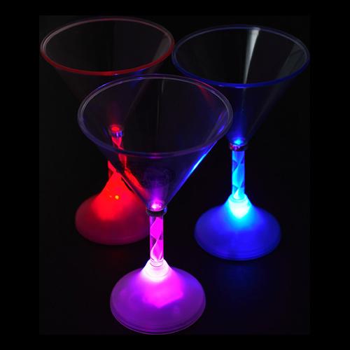 Färgskiftande Cocktailglas - 1-pack
