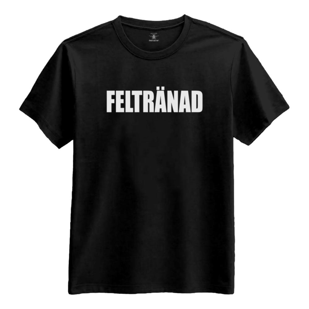 Feltränad T-shirt - Medium