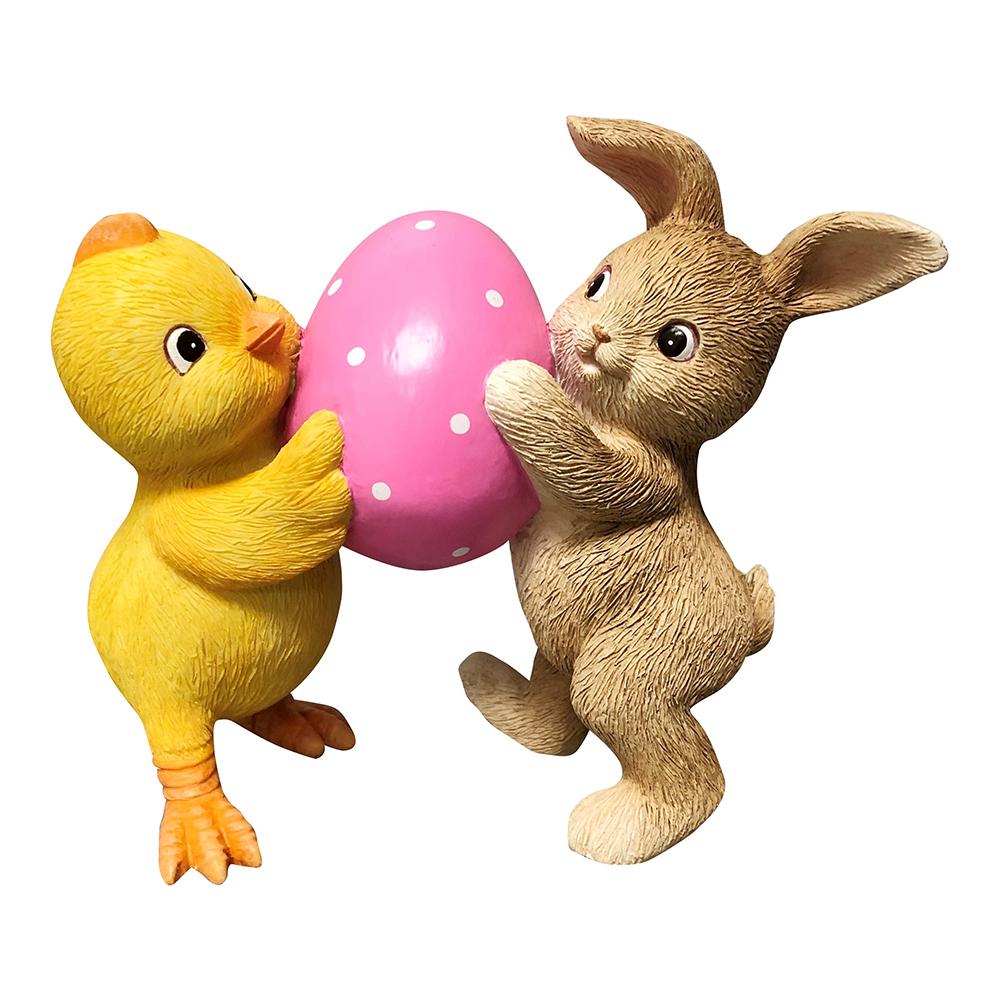 Kyckling-produkter - Figur Kyckling & Kanin