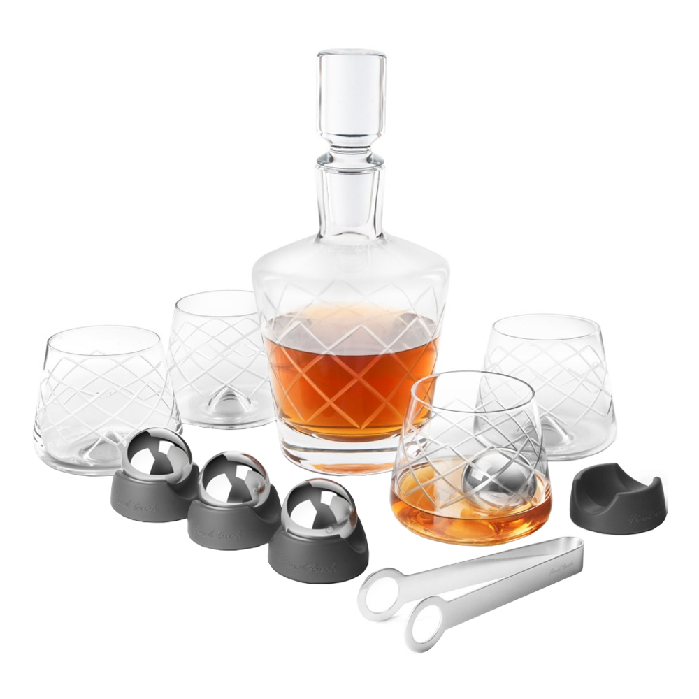 Final Touch Whiskey Kit