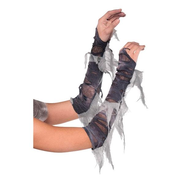 Fingerlösa Spökhandskar - 2-pack