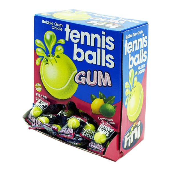 Fini Sport Balls Gum Tennis - 200-pack