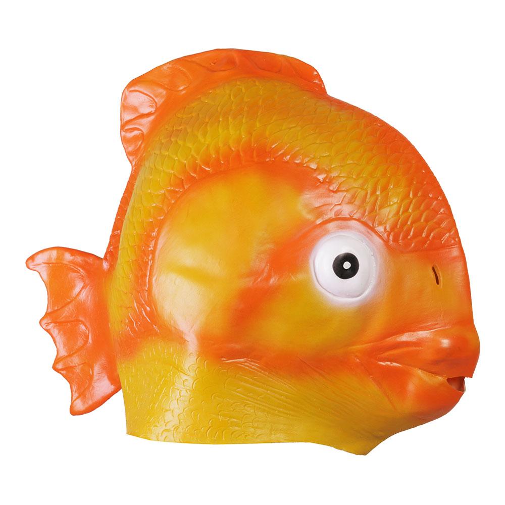 Djurmasker - Guldfisk Mask - One size