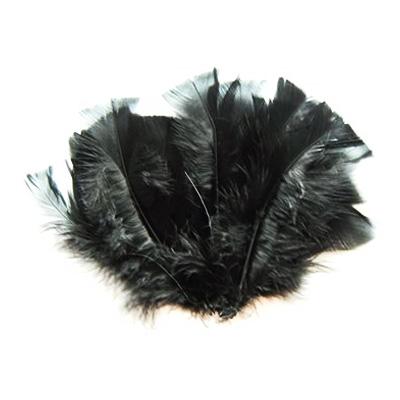 Fjädrar Svarta - 5-pack