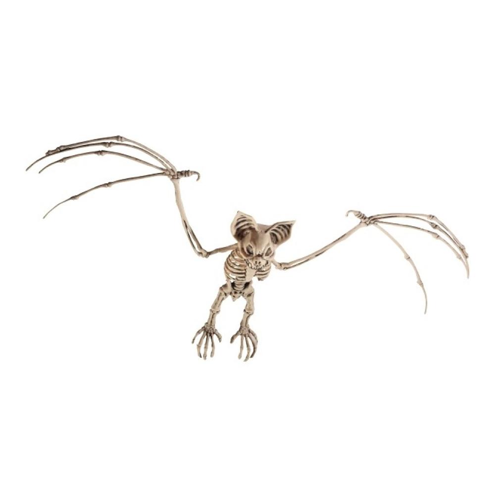 Fladdermus Skelett Prop