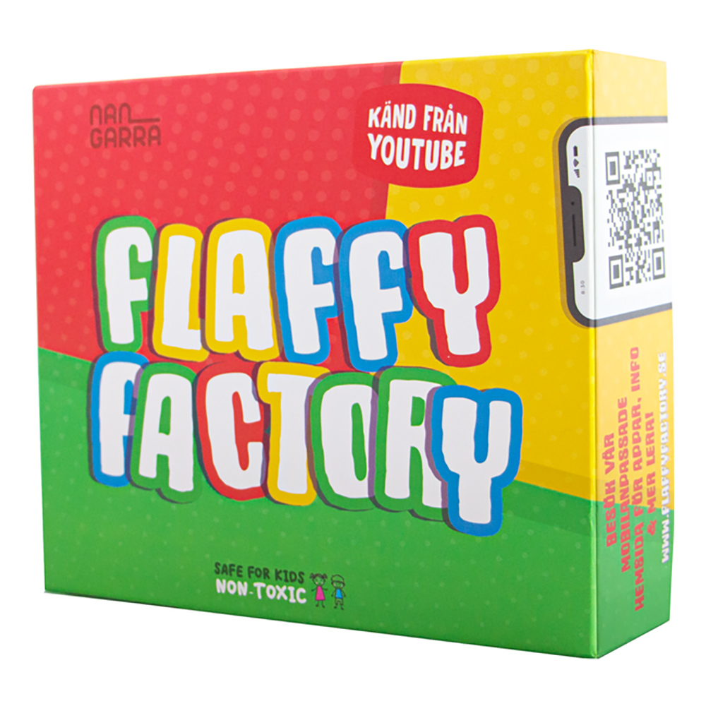 Flaffy Factory - Refill 4-pack Lera