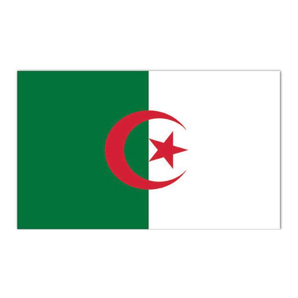Flagga Algeriet - 150 x 90 cm