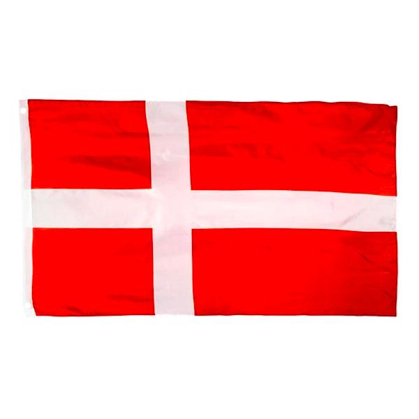 Flagga Danmark