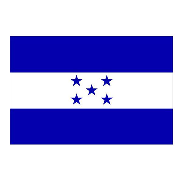 Flagga Honduras