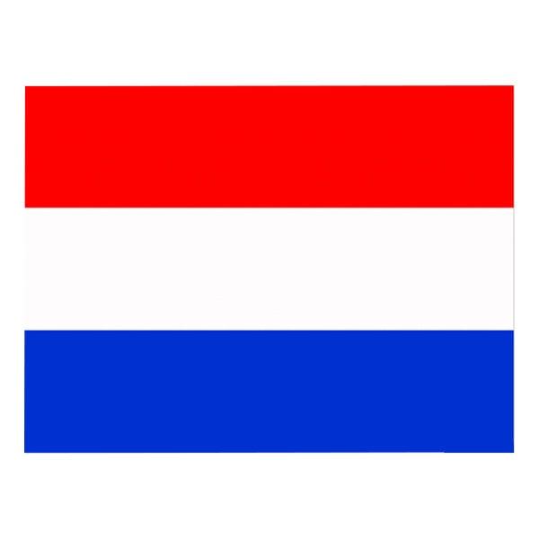 Flagga Nederländerna