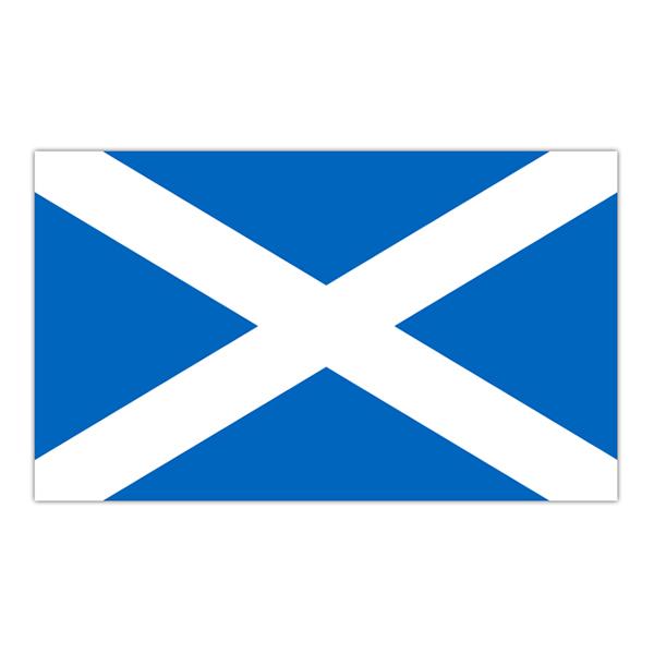 Flagga St Andrews