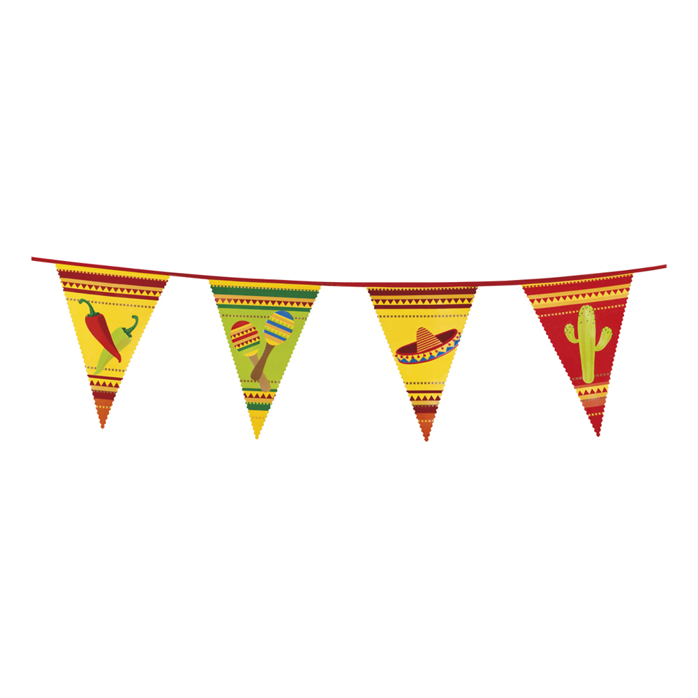 Flaggirlang Fiesta