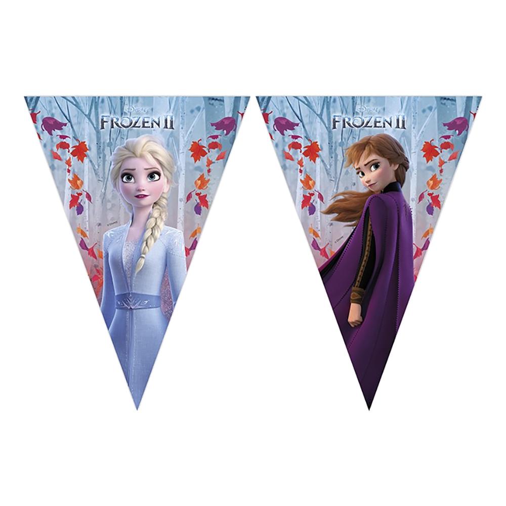 Flaggirlang Frost/Frozen 2