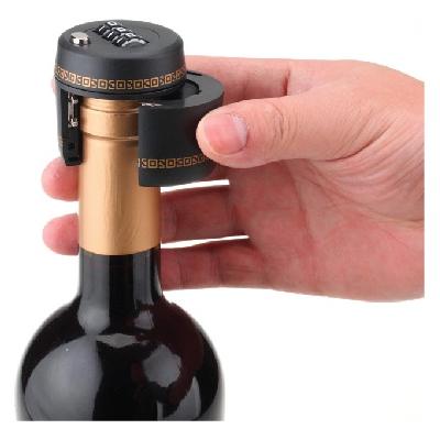 Kodlås för Flaska
