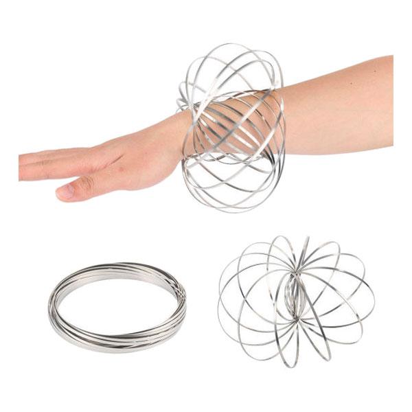 Magic Flow Ring - Silver