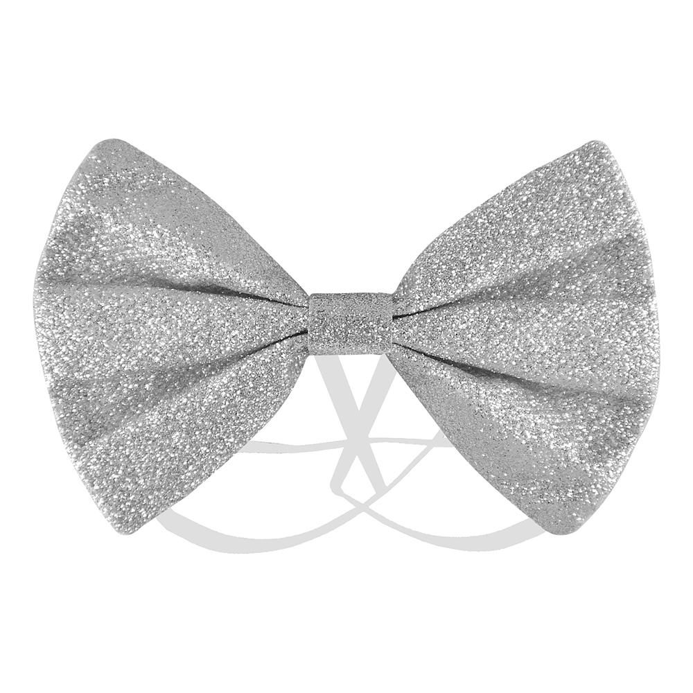 Fluga Glitter Silver