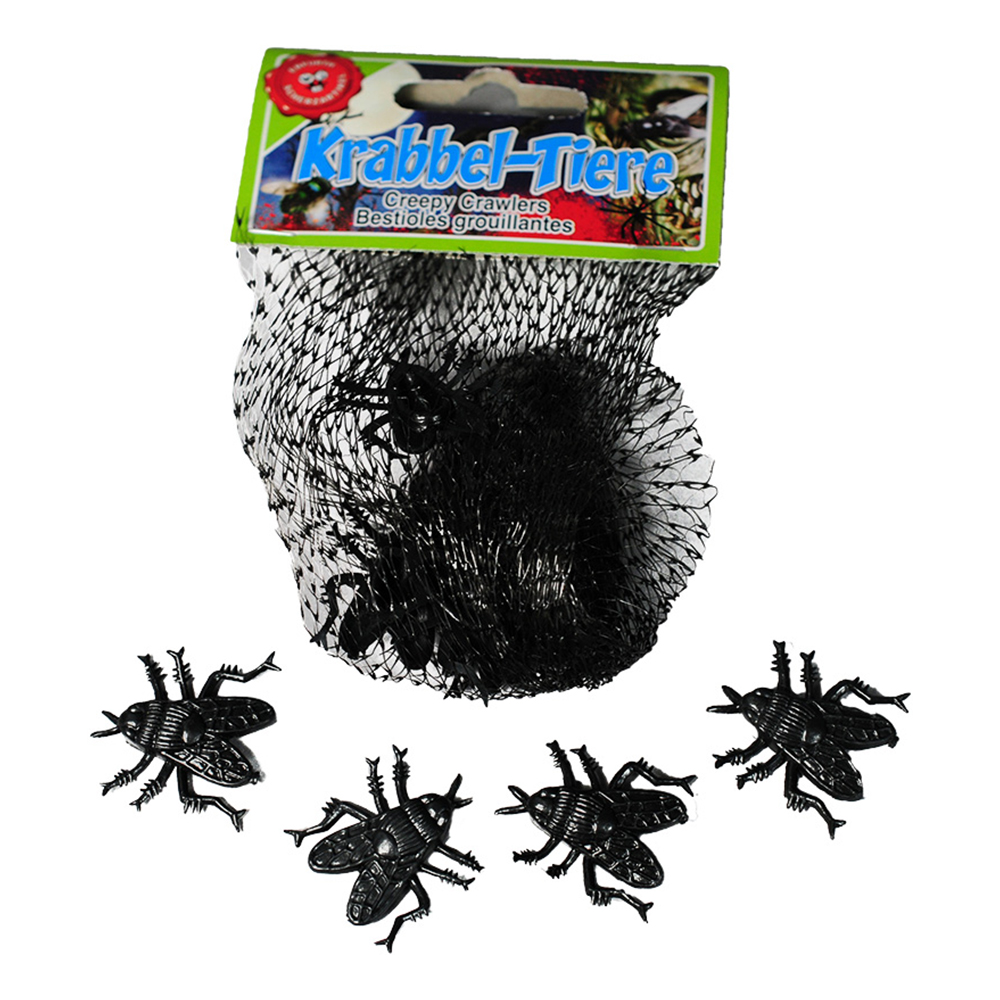 Flugor i Nät - 10-pack