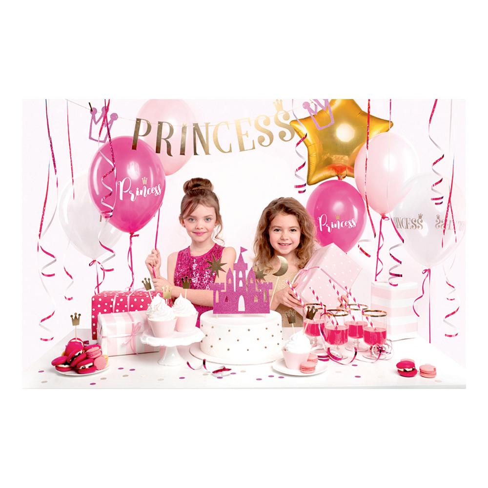 Födelsedagskit Prinsessa - 1-pack