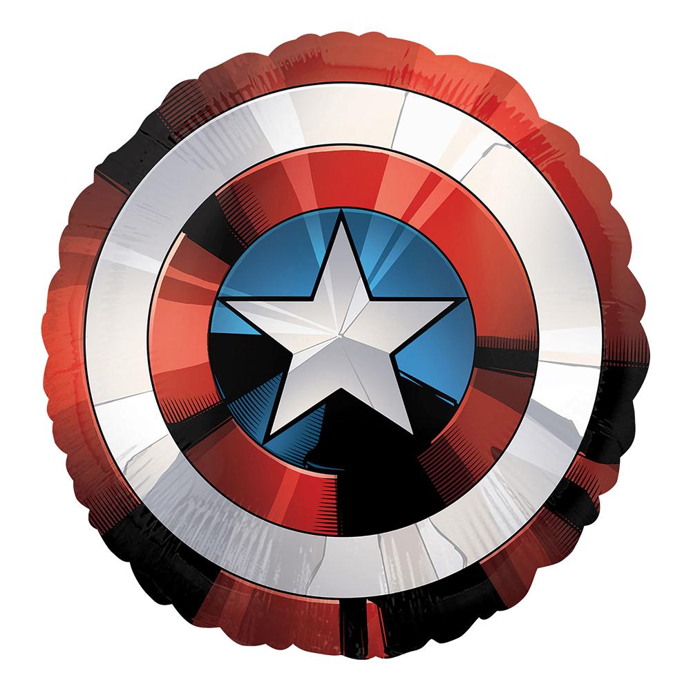 Folieballong Avengers Sköld