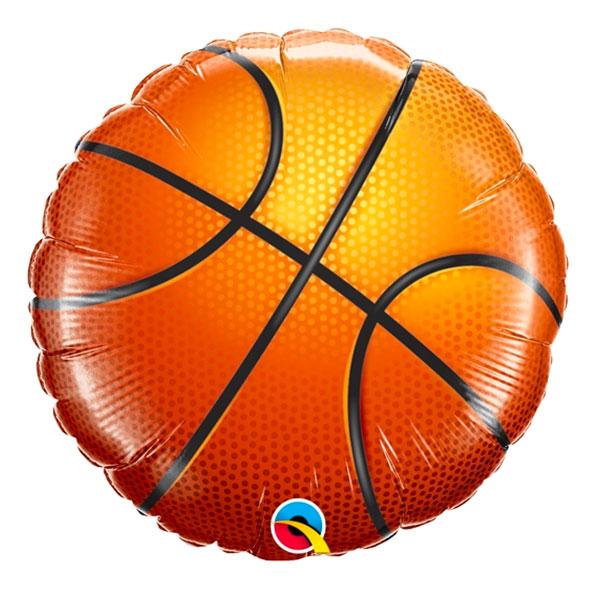 Folieballong Basket