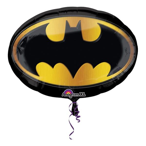 Folieballong Batman Logo