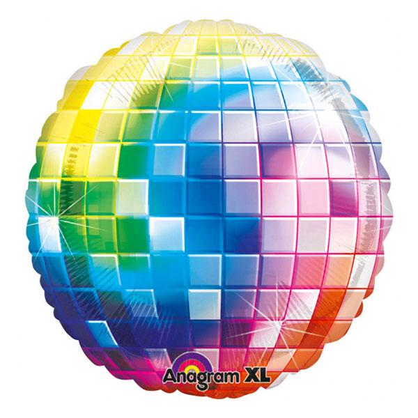 Heliumballonger - Folieballong Discokula