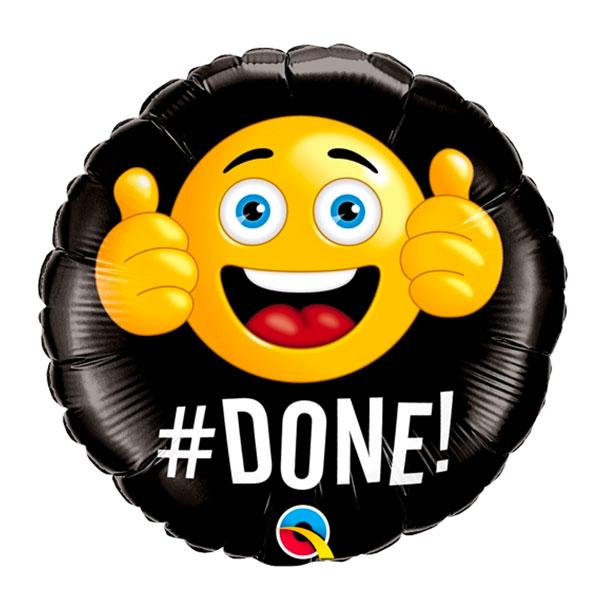 Folieballong #Done!