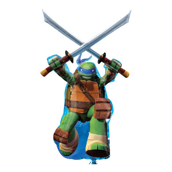 Folieballong Leonardo Ninja Turtles