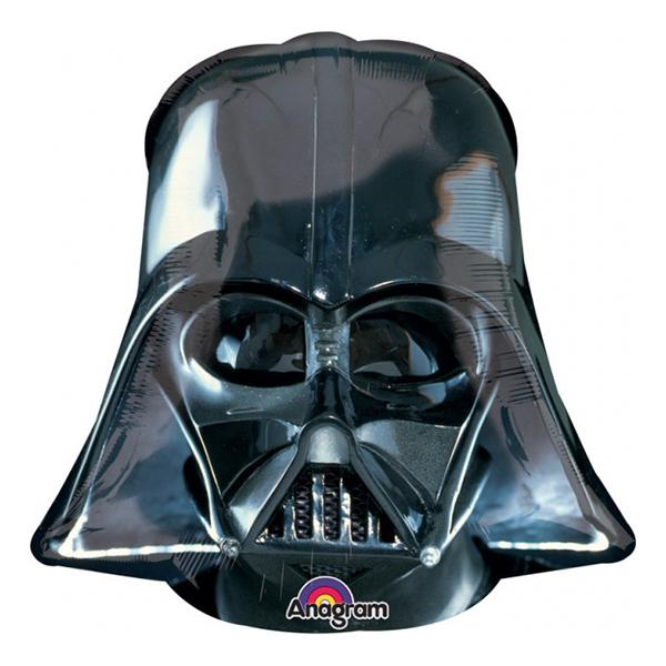 Folieballong Mini Darth Vader