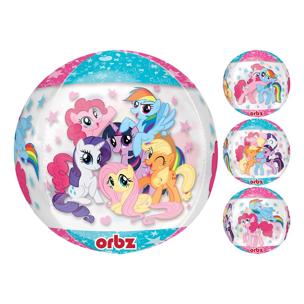 Folieballong My Little Pony Orbz