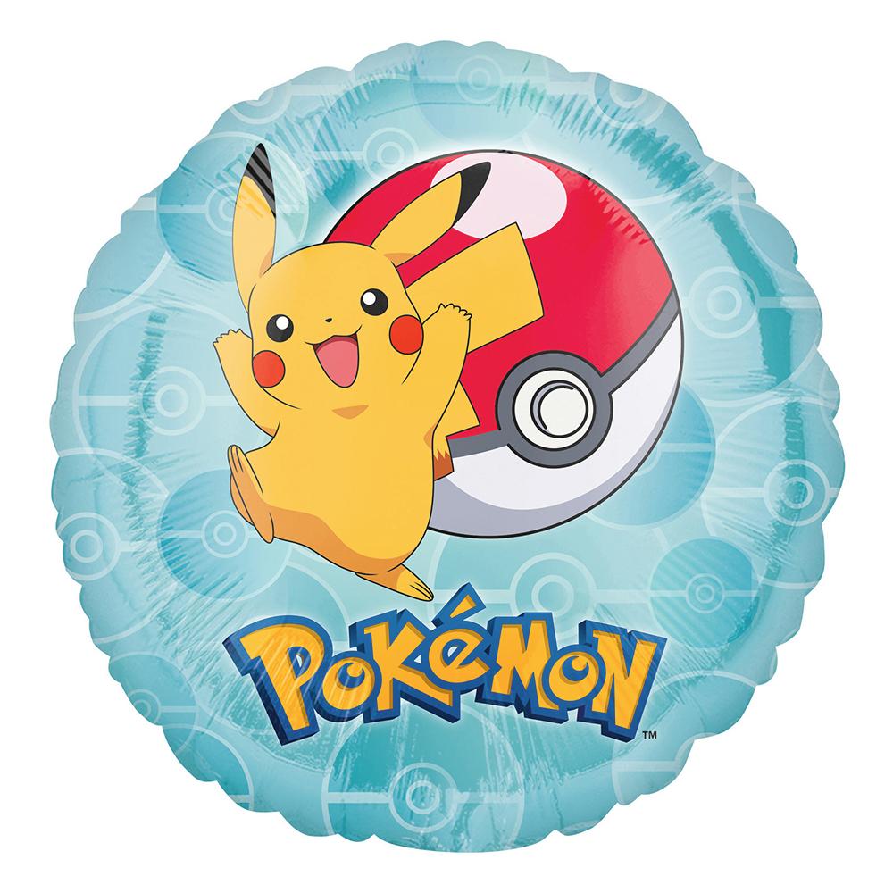 Folieballong Pokémon | Hem//Festartiklar//Ballonger//Folieballonger | Partyoutlet