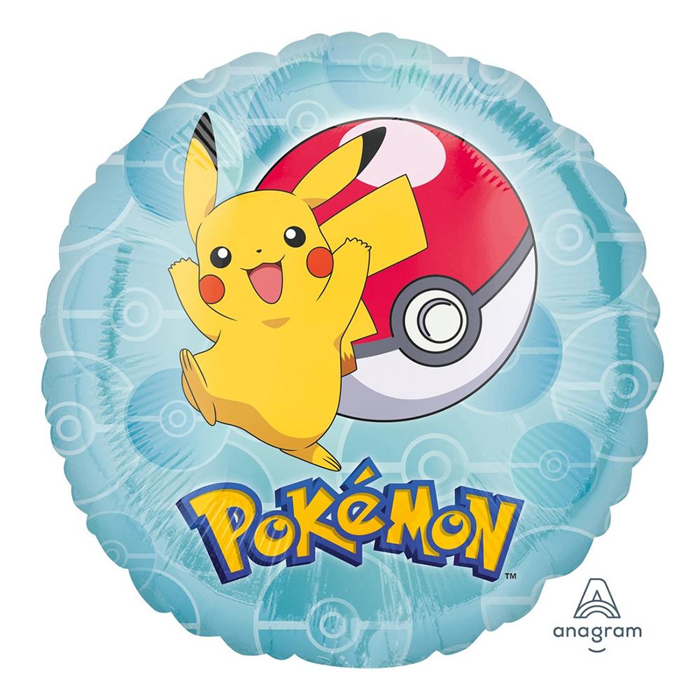 Folieballong Pokémon Shape