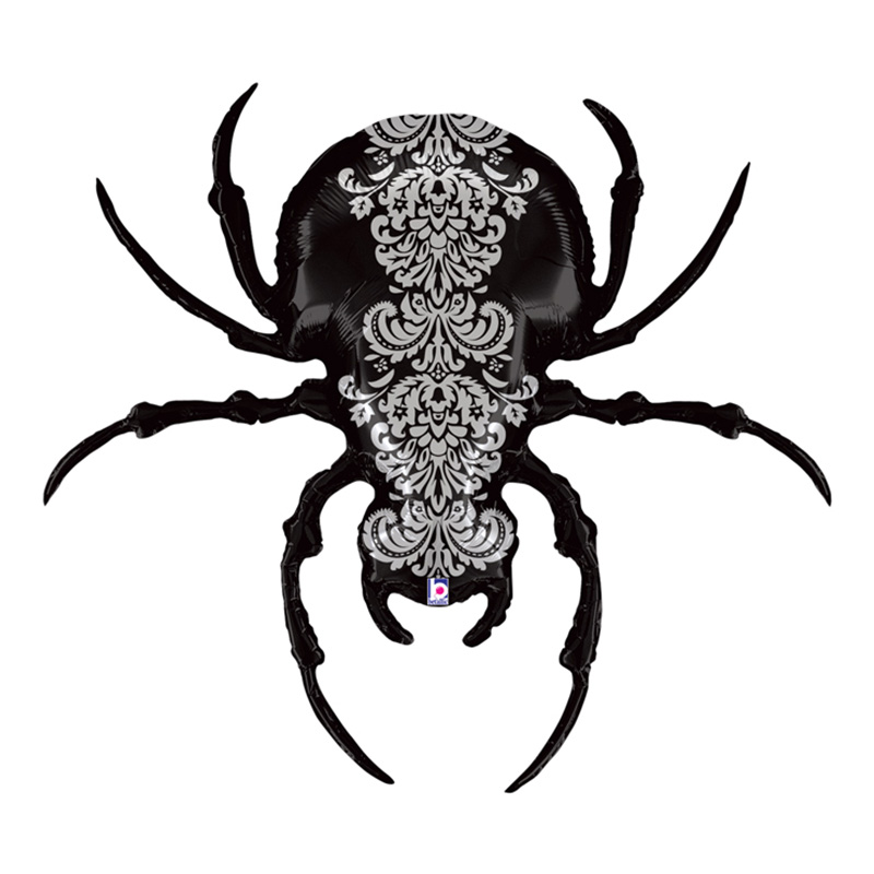 Folieballong Pretty Scary Spider