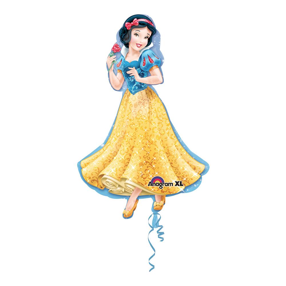 Folieballonger - Folieballong Snövit Shape