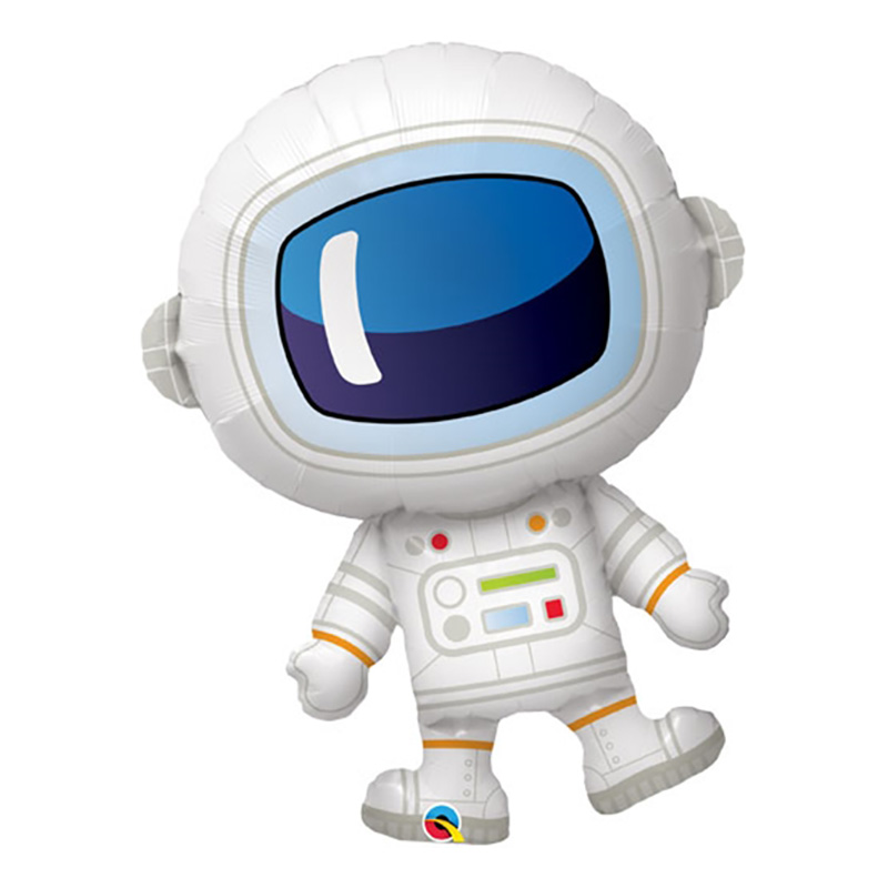 Folieballong Söt Astronaut