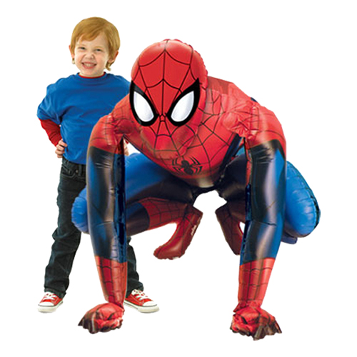 Folieballong Spider-Man Airwalker