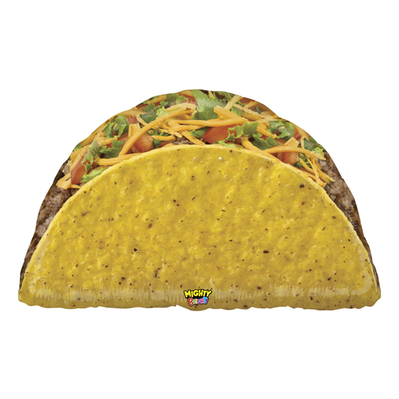Folieballong Tacos - 1-pack