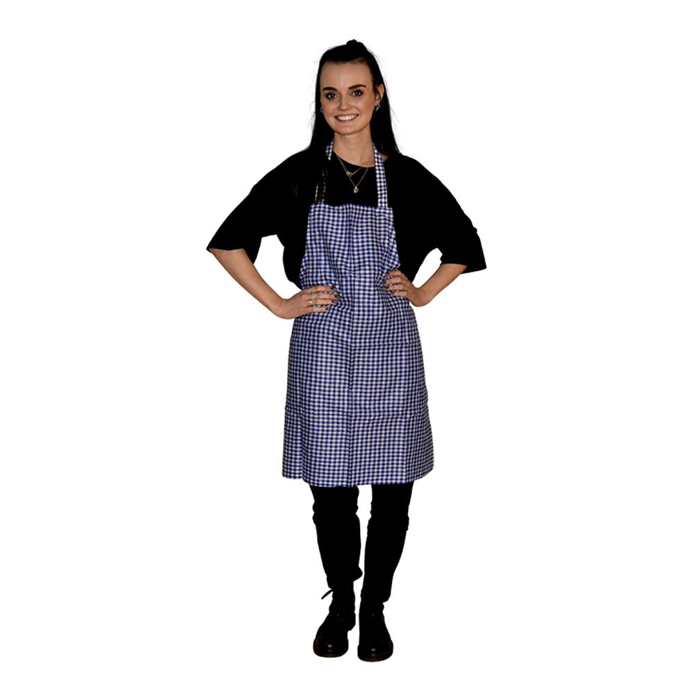 Förkläde Oktoberfest Blå - One size