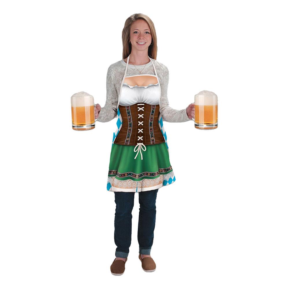 Förkläde Oktoberfesttjej - One size
