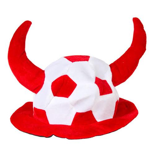 Fotbollshatt Danmark - One size