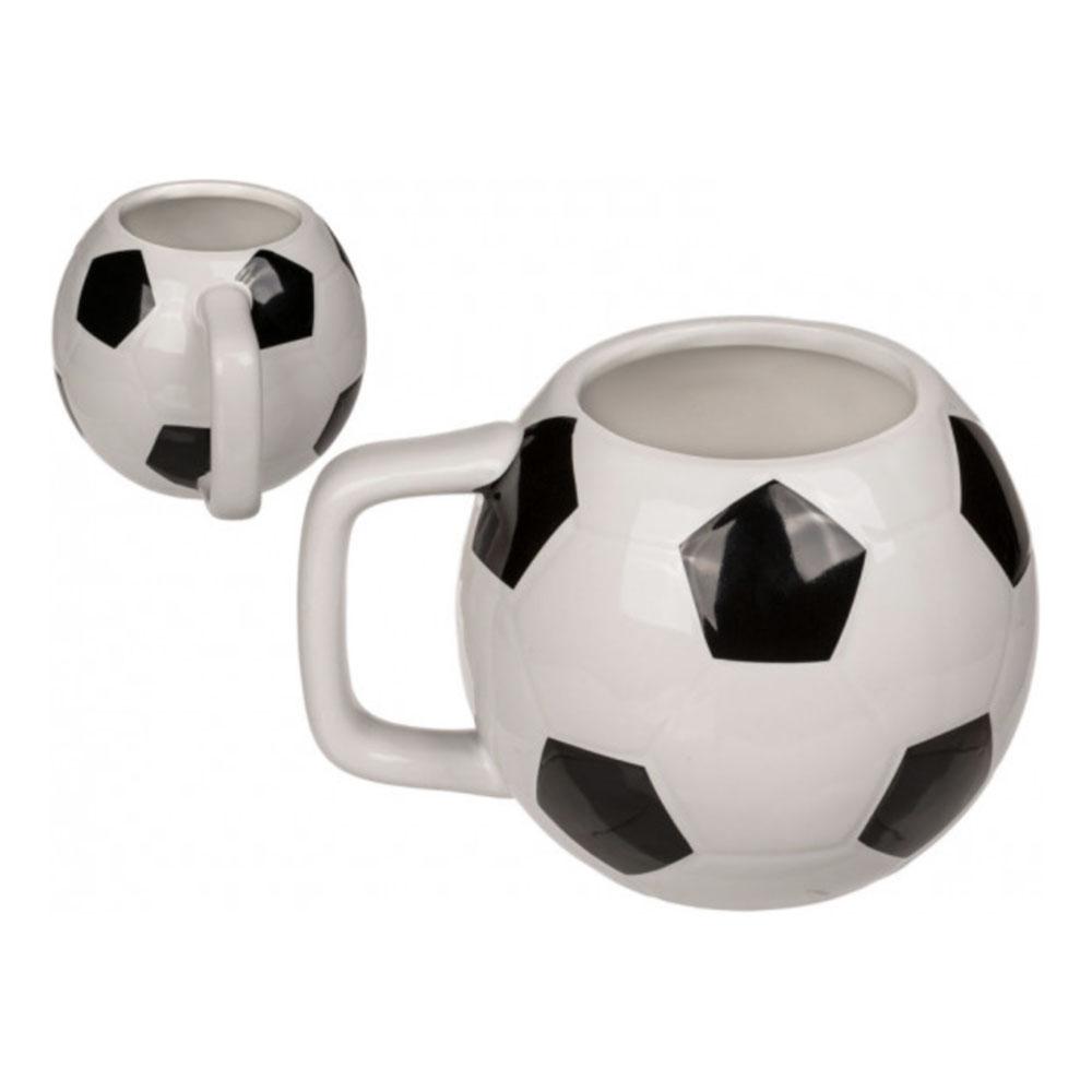 Fotbollsmugg - 1-pack