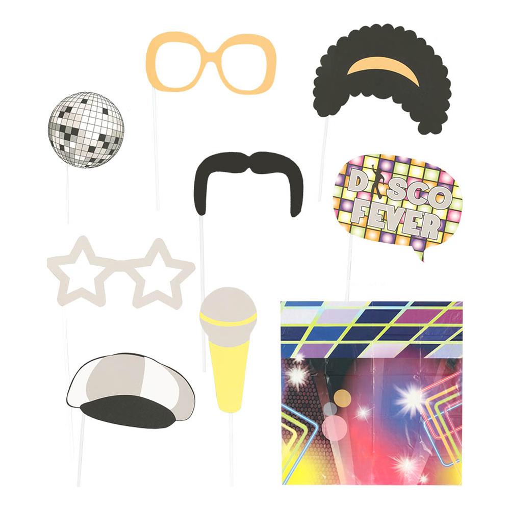 Fotoprops Disco - 9-pack
