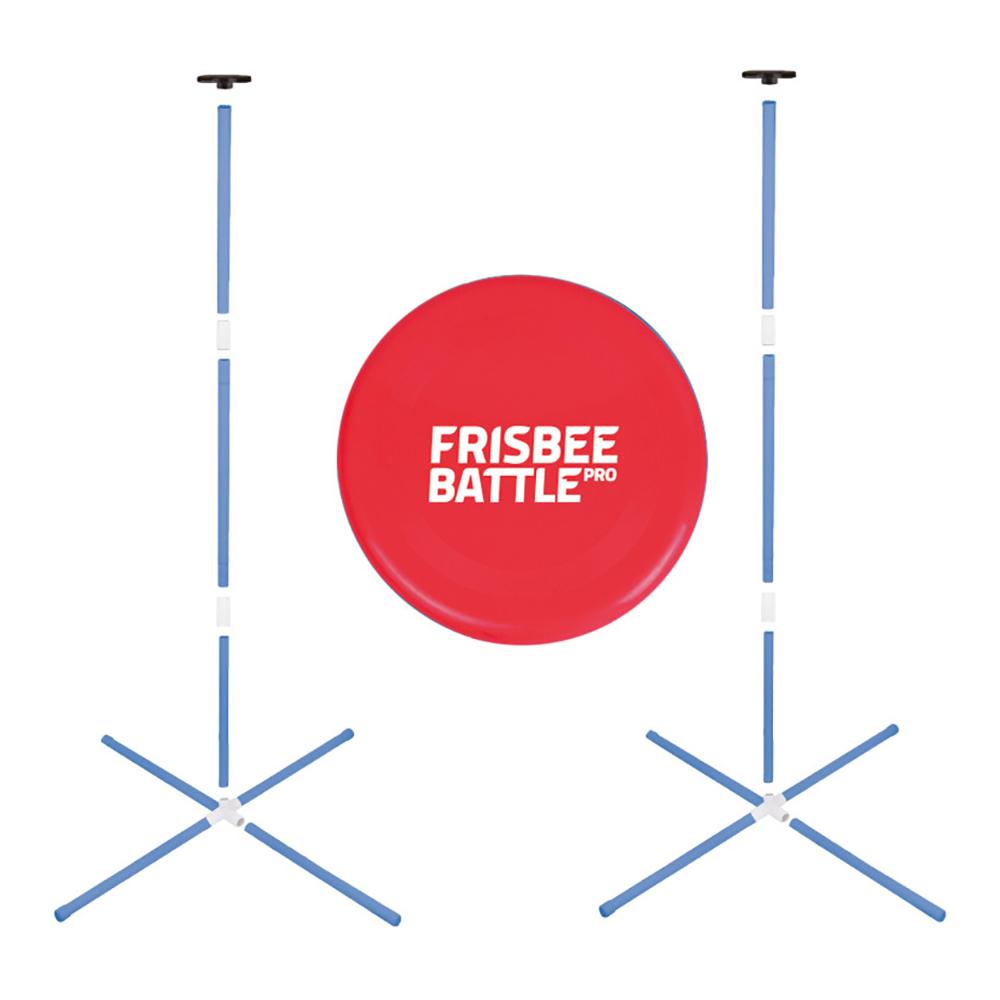Frisbee Battle Pro Trädgårdsspel