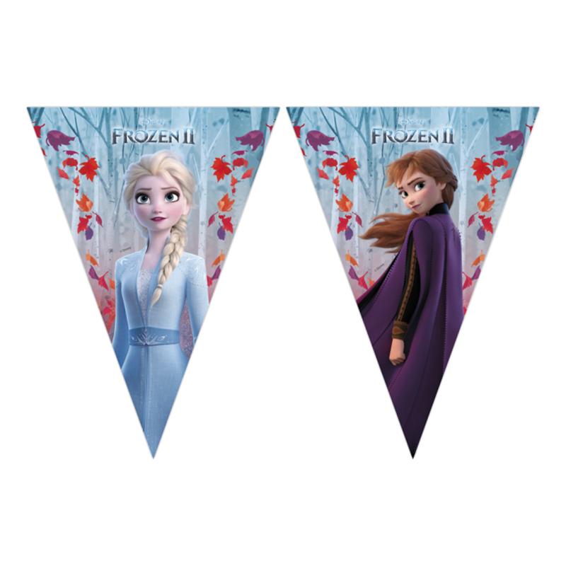 Frozen 2 Flaggirlang